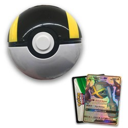 2019 Pokemon Trading Card Game Pokeball Hidden Fates Featuring Metagross GX Box