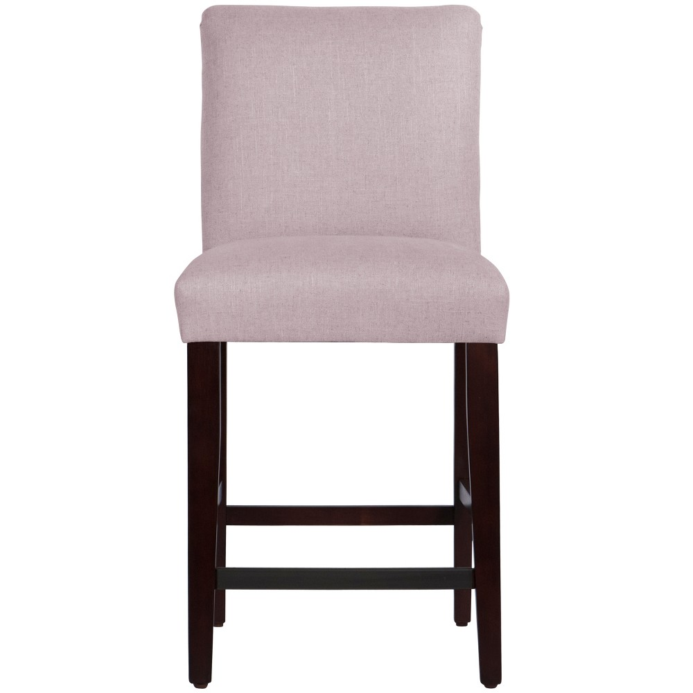 Parsons Counter Height Barstool Lavender Linen - Threshold Reviews