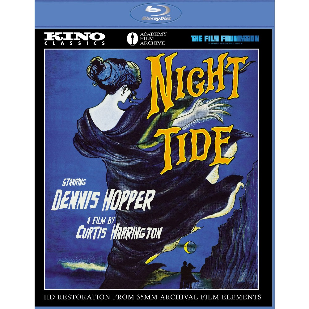 Night Tide (Blu-ray), Movies