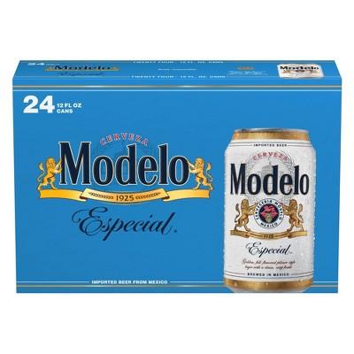 Modelo Especial Lager Beer - 24pk/12 fl oz Cans
