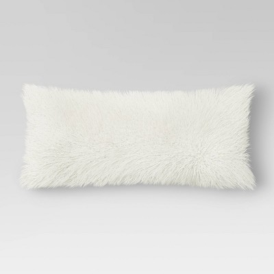 Faux Fur Body Pillow Cream - Opalhouse™