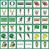NCAA Oregon Ducks Matching Game - image 3 of 4