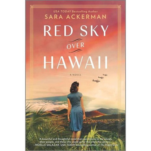 Red Sky Over Hawaii - by  Sara Ackerman (Paperback) - image 1 of 1