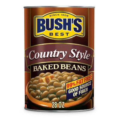 Bush's Country Style Baked Beans - 28oz
