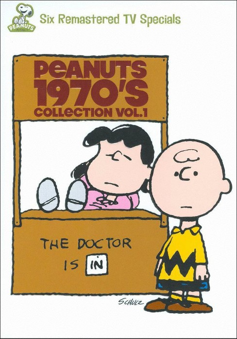 Peanuts: 1970's Collection, Vol. 1 [2 Discs] - image 1 of 1