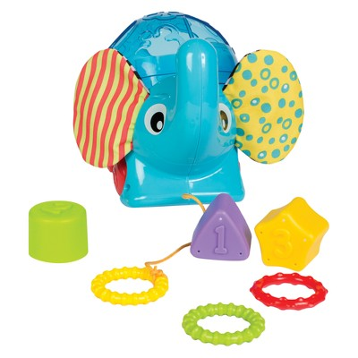 Playgro Pull Along Elephant