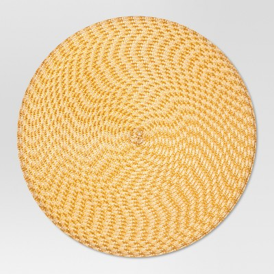 Yellow Kitchen Textile Placemat - Threshold™