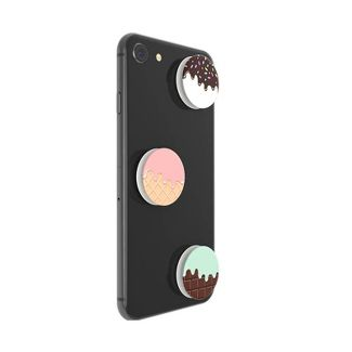 PopSockets PopMini Cell Phone Grip & Stand - Drippy Ice Creams