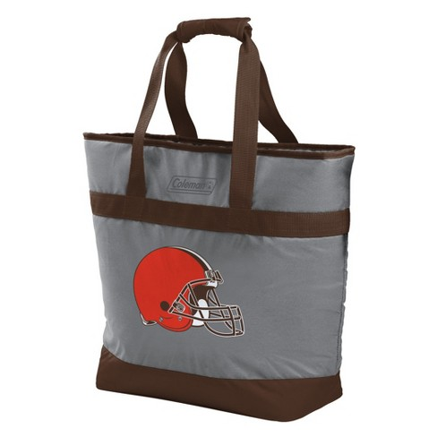 NFL Cleveland Browns Rawlings 30-Can Soft Sided Cooler Tote - image 1 of 1