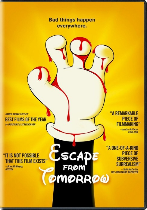 Escape from Tomorrow (dvd_video) - image 1 of 1