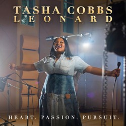 Tasha Cobbs Leonard - Heart. Passion. Pursuit (CD)