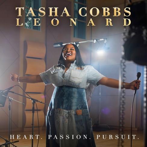 Tasha Cobbs Leonard - Heart. Passion. Pursuit (CD) - image 1 of 1