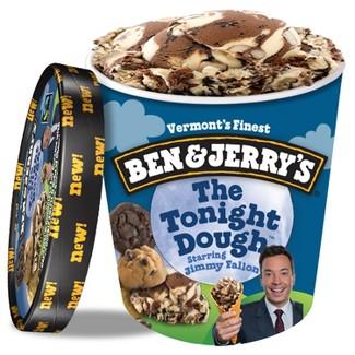 Ben and Jerrys Ice Cream The Tonight Dough - 16oz