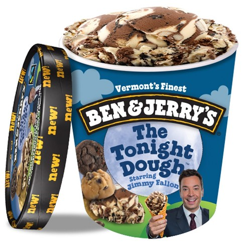 Ben and Jerry's Ice Cream The Tonight Dough - 16oz - image 1 of 9