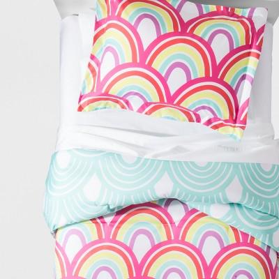 Twin Rainbow Comforter Set - Pillowfort™