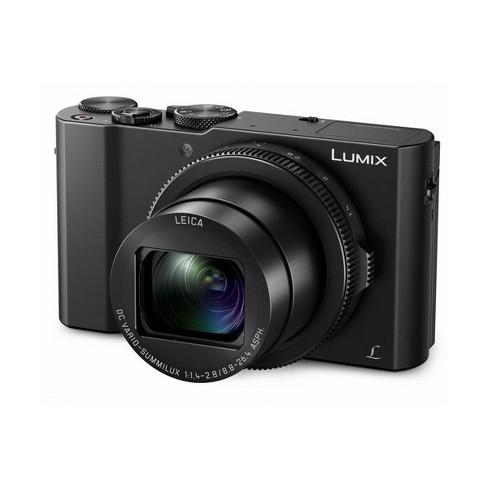 Panasonic Lumix DMC-LX10 Digital Point & Shoot Camera, Black - image 1 of 4