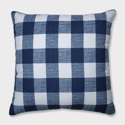 25  Anderson Floor Pillow Blue - Pillow Perfect