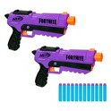 2-Pack NERF Fortnite DP-E Blaster