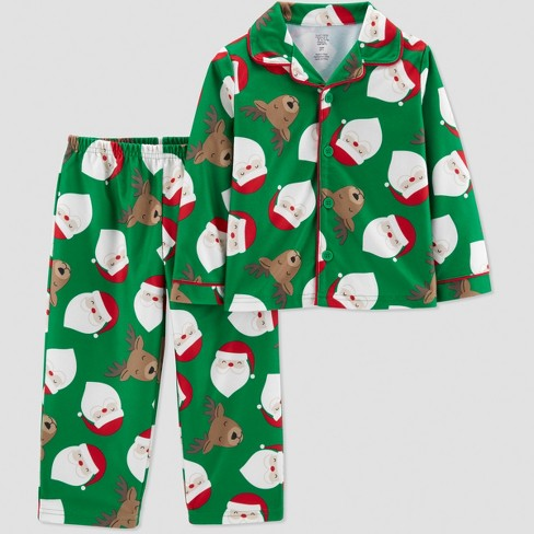 Baby Boys  Santa Coat Pajama Set - Just One You® made by carter s ... 7098f206b