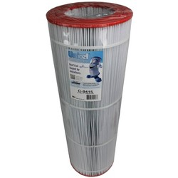 Unicel C-9415 Pentair Predator Clean & Clear 150 Pool Filter Cartridge C9415