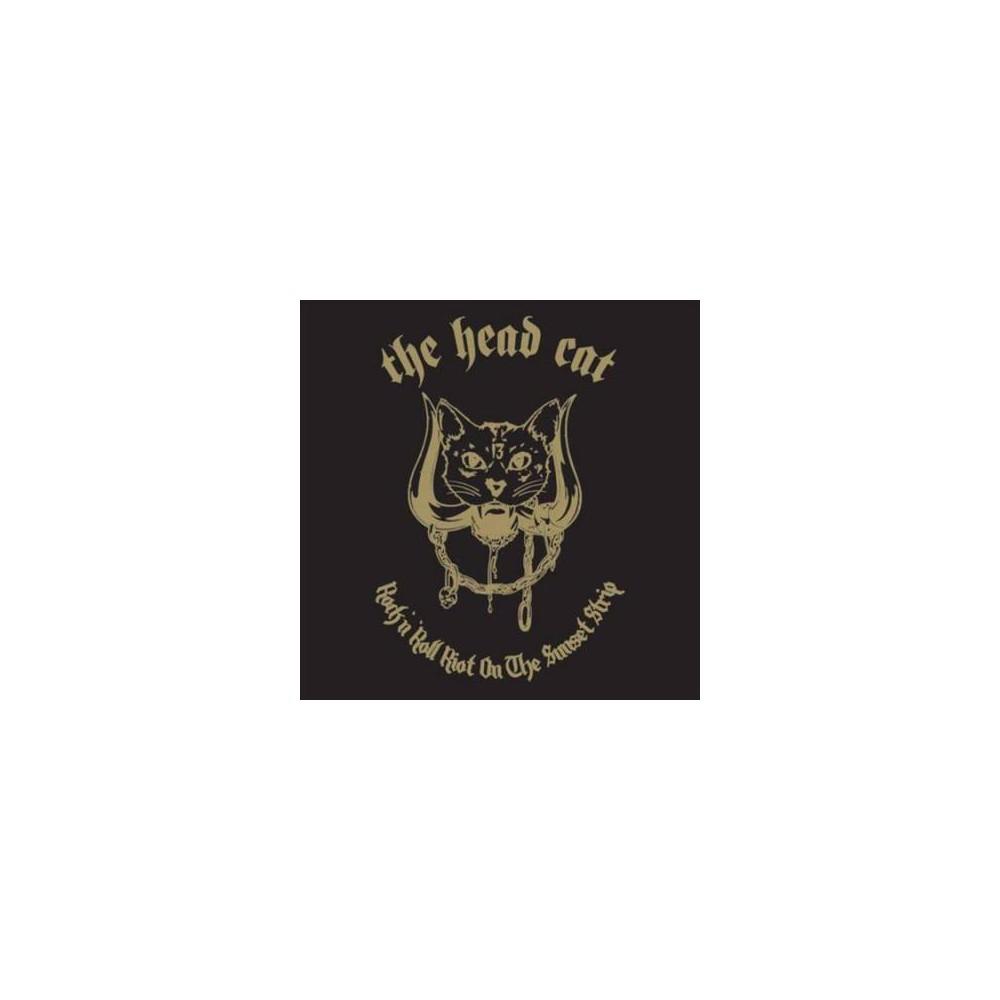 Head Cat - Rock N Roll Riot On The Sunset Strip (Vinyl)
