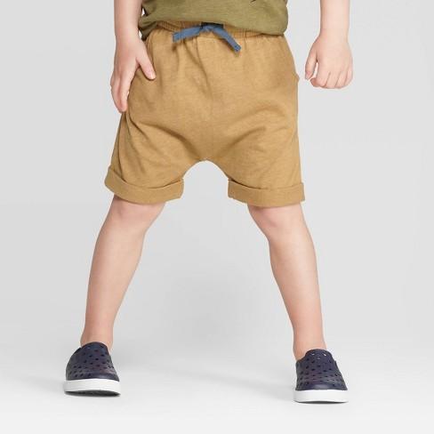 Toddler Boys' Pull-On Knit Shorts - Cat & Jack™ - image 1 of 3