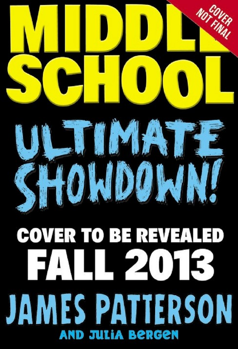 Ultimate Showdown (Hardcover) by James Patterson - image 1 of 1