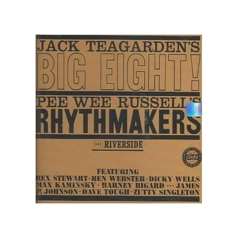 Jack Teagarden - Jacck Teagarden W/Pee Wee Russell (CD) - image 1 of 1