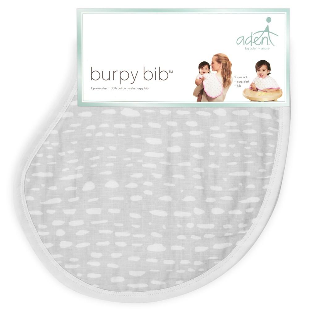 aden by aden + anais Bib Set - Gray