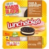 Oscar Mayer Lunchables Ham + American Cracker Stackers - 3.4oz - image 2 of 2