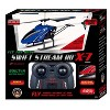 """Swift Stream RC 9.4"""" X-7 Helicopter - Blue - image 4 of 4"""