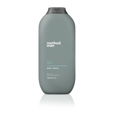 Method Men Body Wash Sea and Surf - 18 fl oz