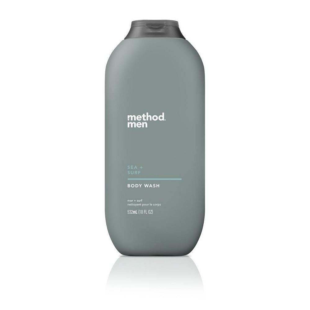 Image of Method Men Body Wash Sea and Surf - 18 fl oz