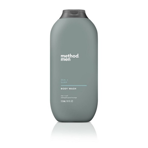 Method Men Body Wash Sea and Surf - 18 fl oz - image 1 of 3