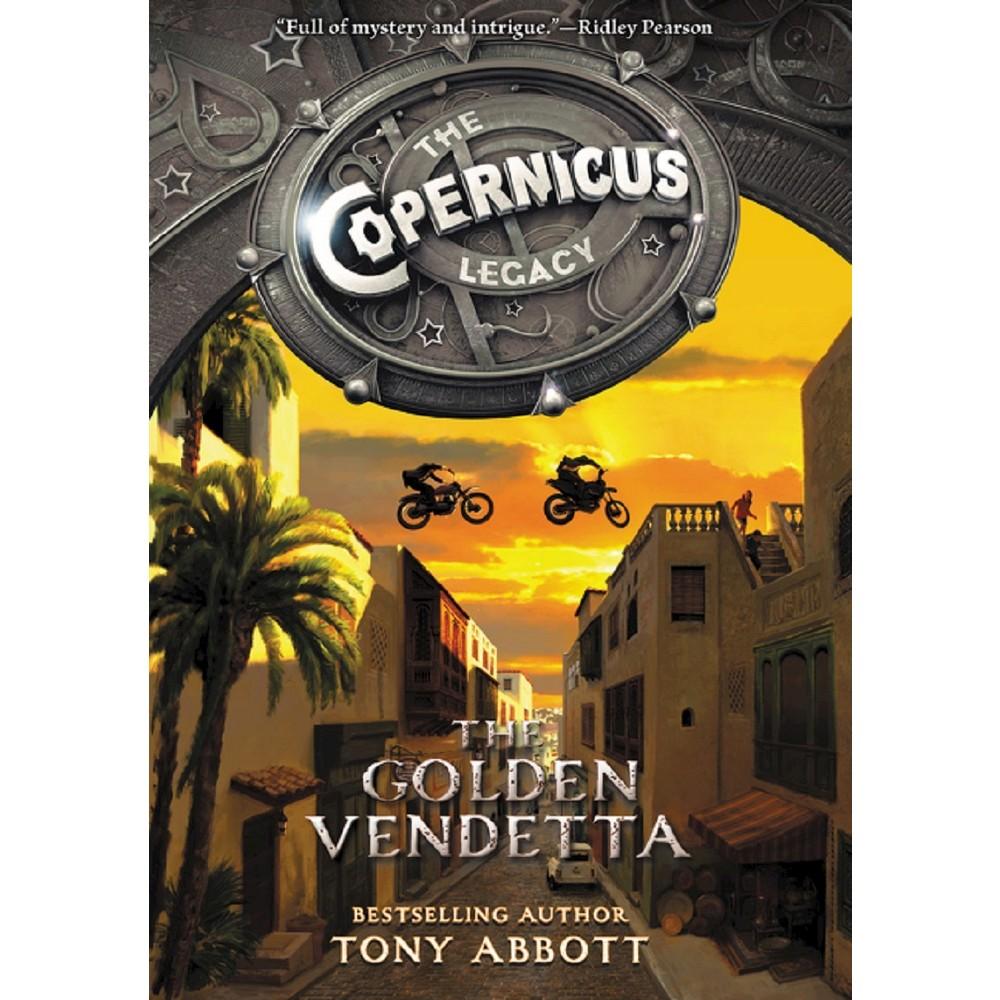 Golden Vendetta (Hardcover) (Tony Abbott)