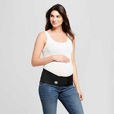 Belly & Back Support Belt - Belly Bandit Basics by Belly BanditBlack L