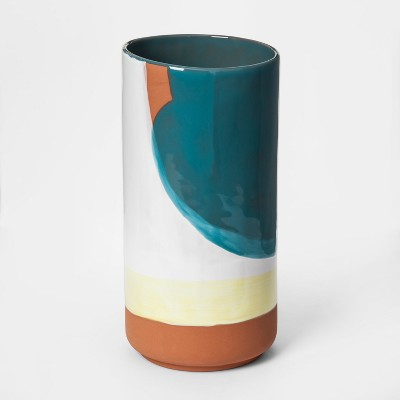 Hand Painted Ceramic Vase - Project 62™