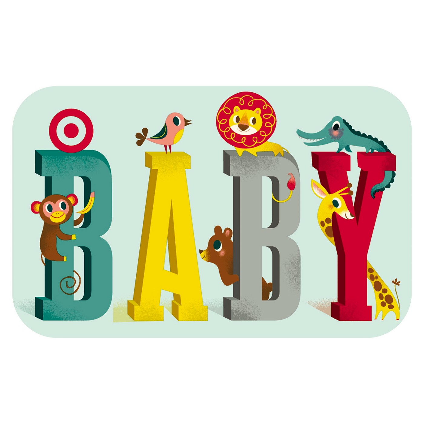 Baby Animals GiftCard - image 1 of 1