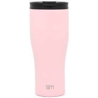 Simple Modern Journey 20oz Stainless Steel Tumbler Blush Pink