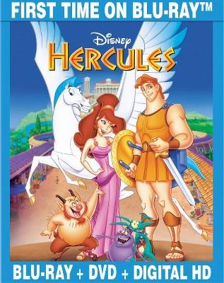 Hercules (2 Discs)(Includes Digital Copy)(Blu-ray/DVD)