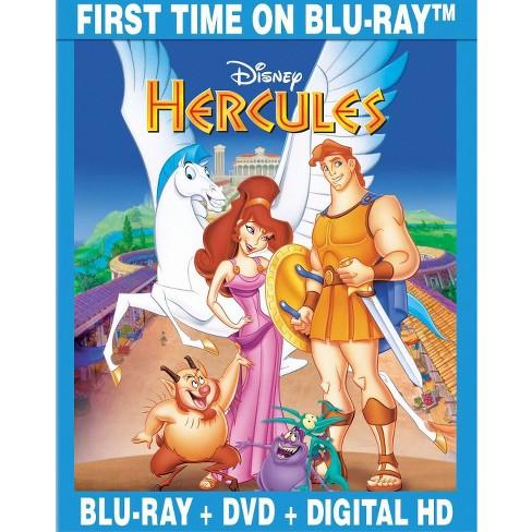 hercules 2 discs includes digital copy blu ray dvd target