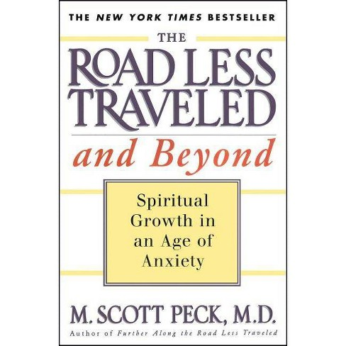 The Road Less Traveled and Beyond - by  M Scott Peck (Paperback) - image 1 of 1