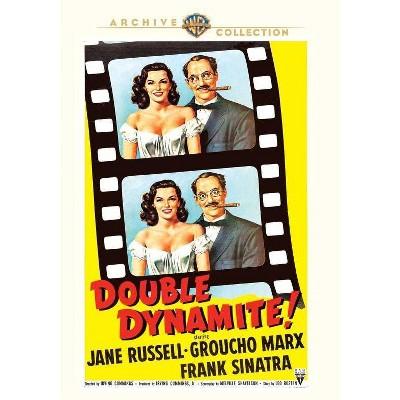Double Dynamite (DVD)(2019)