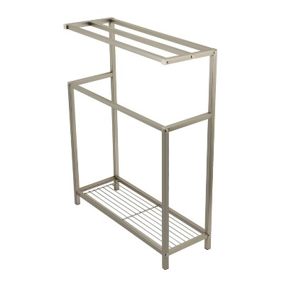 Edenscape Freestanding Iron Towel Rack - Kingston Brass