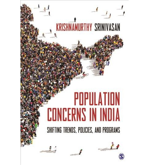 Population Concerns in India : Shifting Trends, Policies and Programs -  (Hardcover) - image 1 of 1
