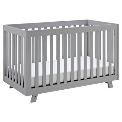 Storkcraft Beckett 3-in-1 Convertible Crib - Pebble Gray