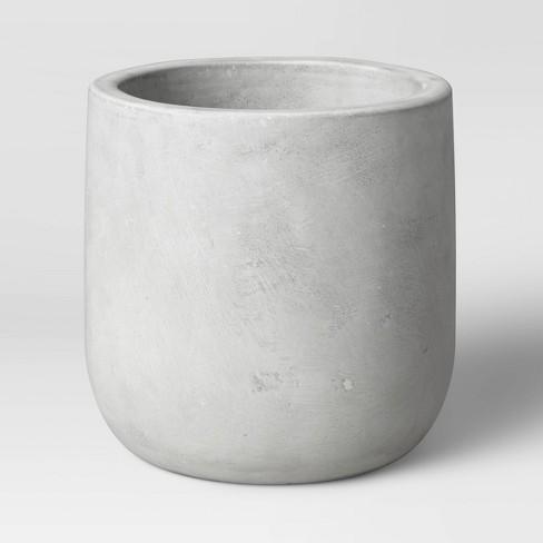 Concrete Planter Gray - Project 62™ - image 1 of 3