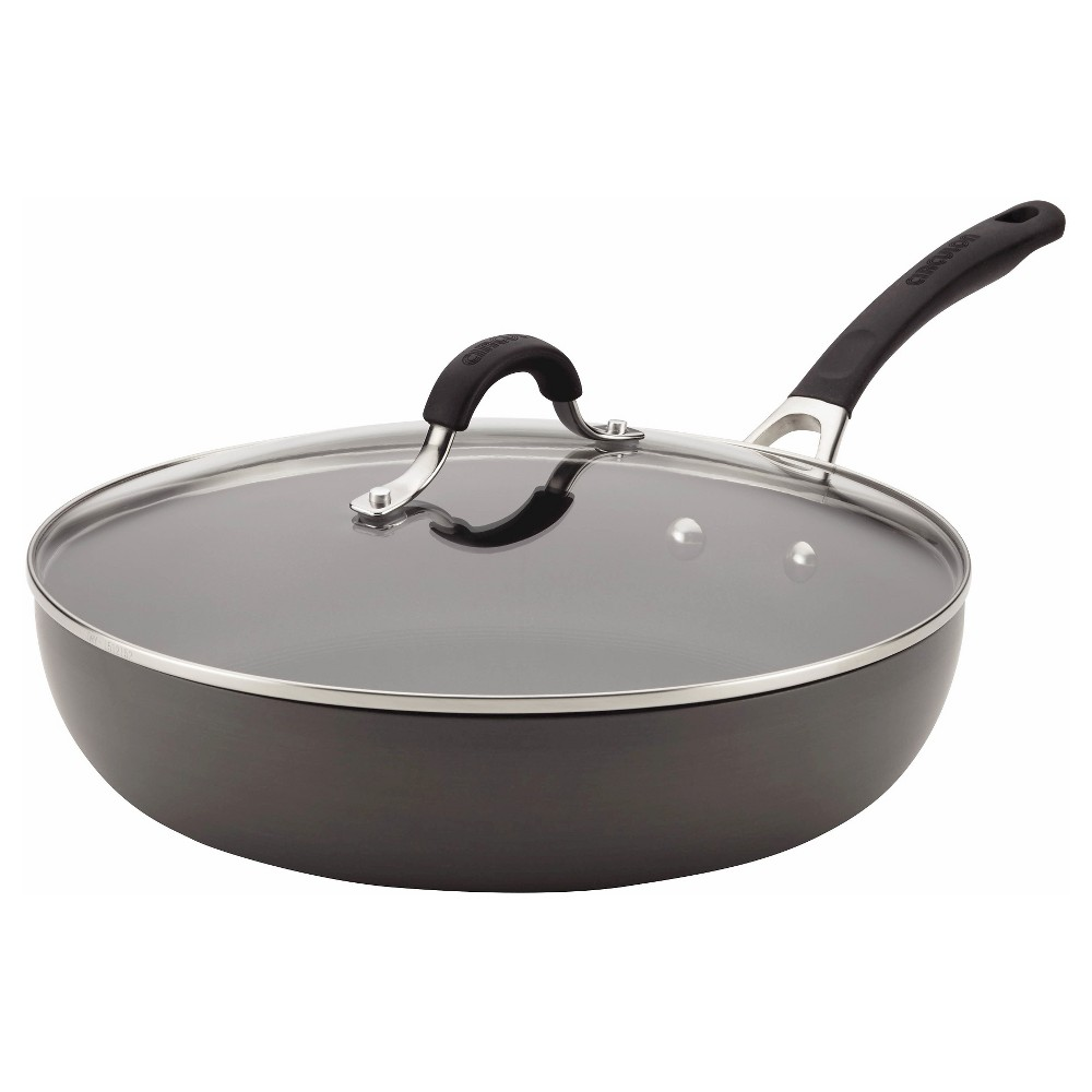 "Image of ""Circulon Innovatum 12"""" Hard Anodized Nonstick Fry Pan"""