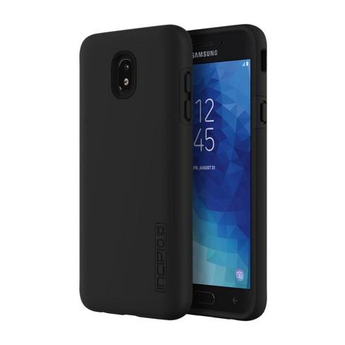 online store a7e53 91818 Incipio Samsung Galaxy J7 Top Dual Pro Case - Black