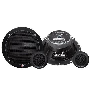 Rockford Fosgate R165-S 6.5-inch 80 Watt 2-Way Prime Series Car Component System, Pair (4 Pack)